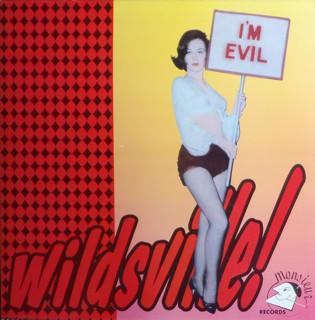 Various – Wildsville! 60's Rock & Roll,Garage Rock,Novelty Parody Music Album Compilation