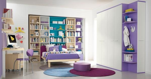 Μοντέρνες Ιδέες Σχεδιασμού Παιδικού δωματίου8