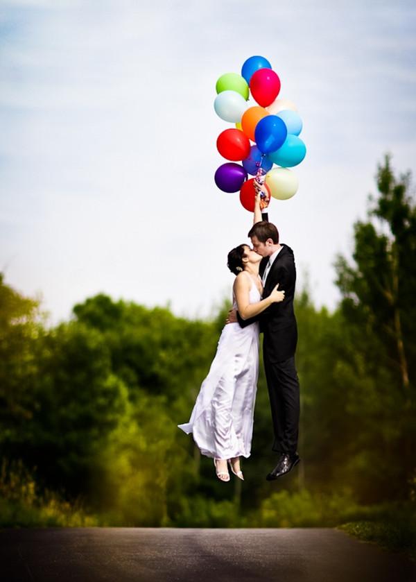 Δημιουργικές και μοναδικές Φωτογραφίες Γάμου16