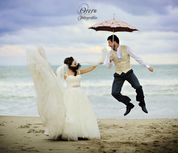 Δημιουργικές και μοναδικές Φωτογραφίες Γάμου9