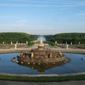 Οι κήποι των Βερσαλλιών3
