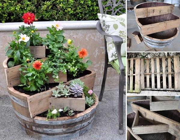 δημιουργικές ιδέες κήπου21