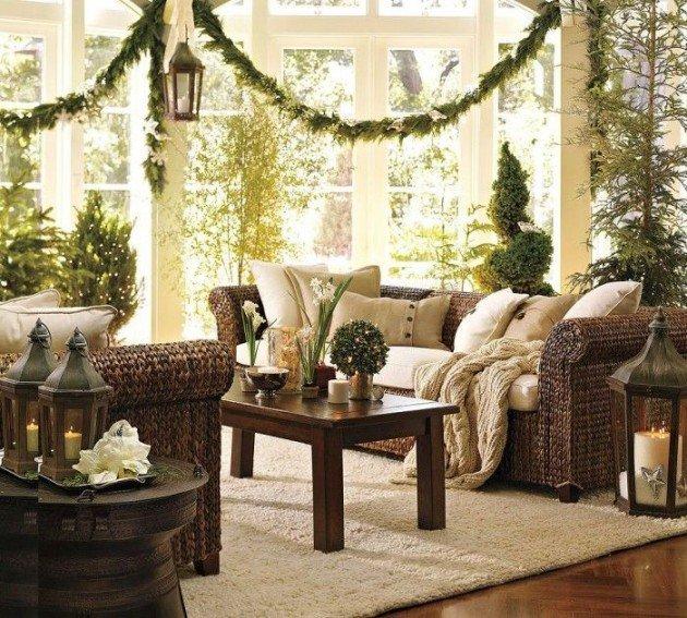 Χαρούμενες ιδέες Χριστουγεννιάτικης διακόσμησης22