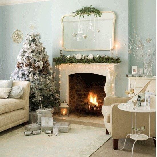 Χαρούμενες ιδέες Χριστουγεννιάτικης διακόσμησης25