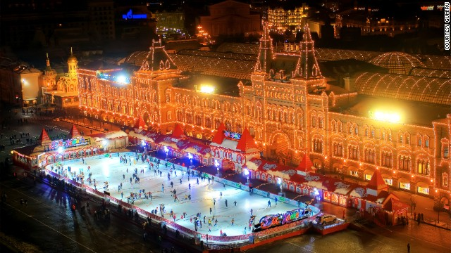 Red Square Rink, Ρωσία