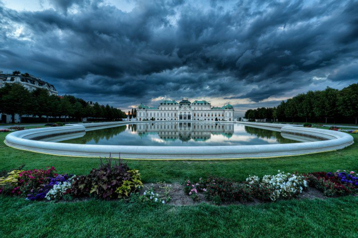 The Belvedere Palace2