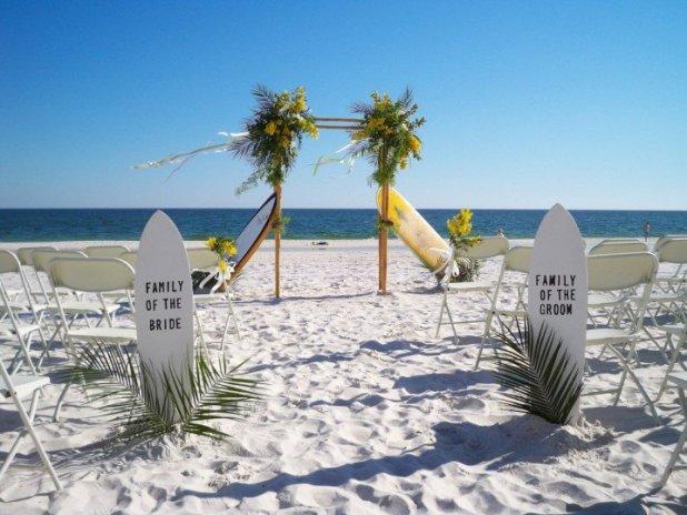 Ιδέες για Διακόσμηση Γάμου σε Παραλία11