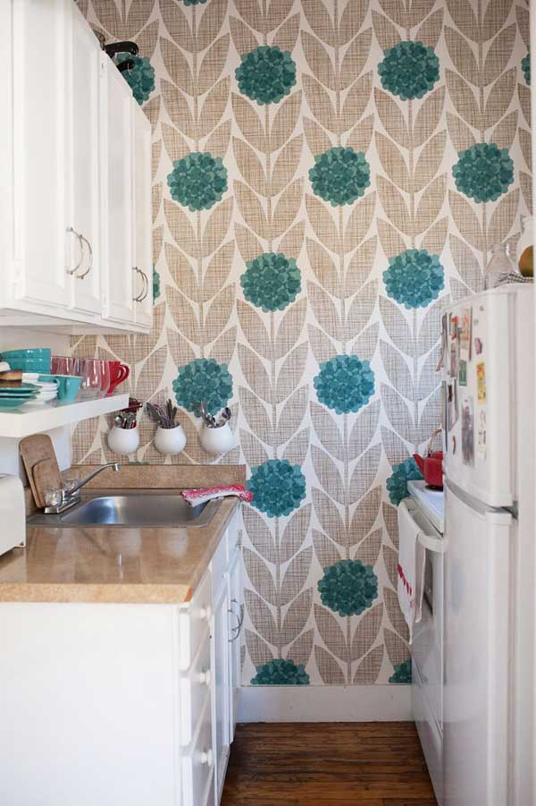 διακόσμηση τοίχου κουζίνας2