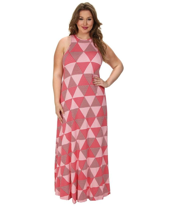 Φορέματα σε μεγάλα μεγέθη - μόδα για γυναίκες με καμπύλες7