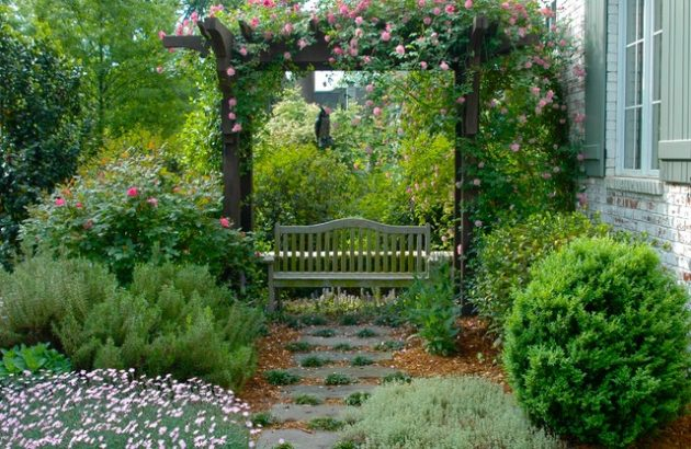 σχέδια εισόδου κήπου8