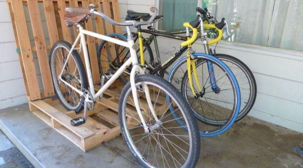 Diy Ιδέες για στάντ ποδηλάτου19
