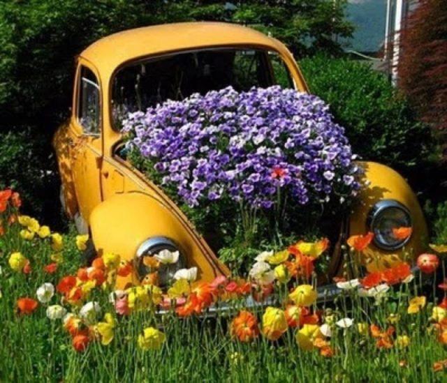 ανακύκλωση παλιών αυτοκινήτων ιδέες3