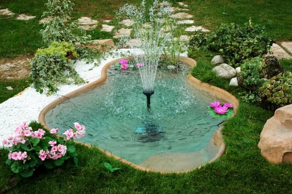 μικρές λιμνούλες στον κήπο13