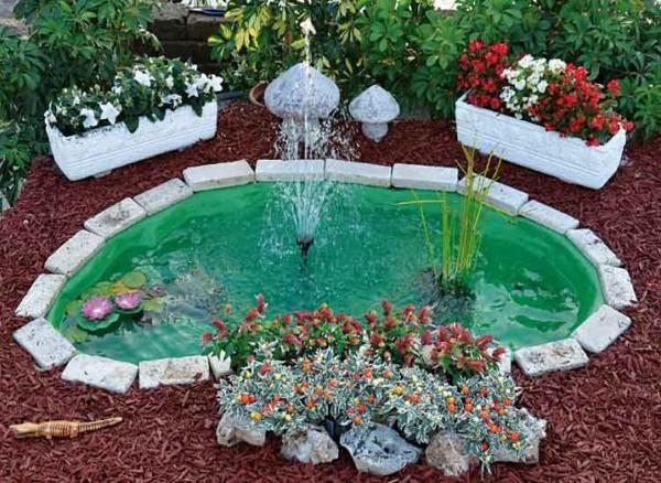 μικρές λιμνούλες στον κήπο9
