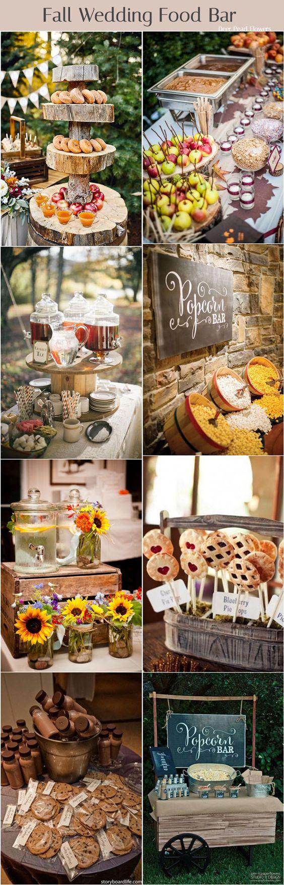 Φθινοπωρινός γάμος ιδέες11