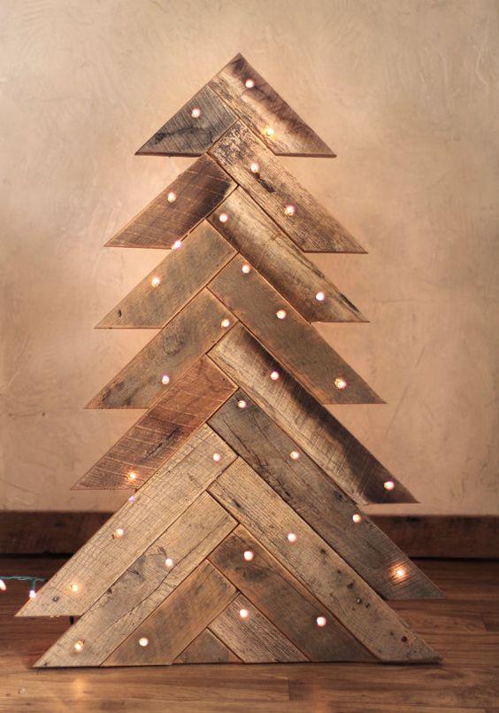 Χριστουγεννιάτικο δέντρο για μικρούς χώρους16