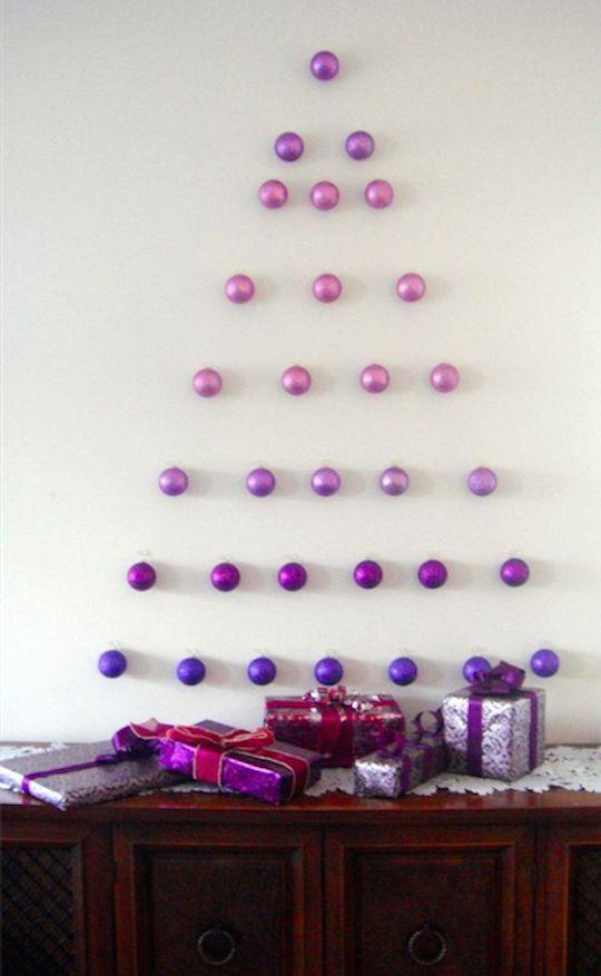 Χριστουγεννιάτικο δέντρο για μικρούς χώρους19