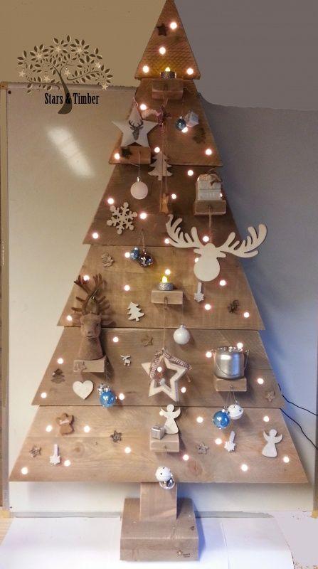 Χριστουγεννιάτικο δέντρο για μικρούς χώρους5