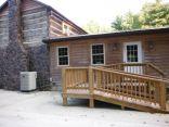 Whispering Pines Log Cabin Rental