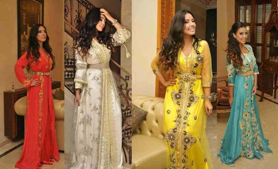 marocain clothing