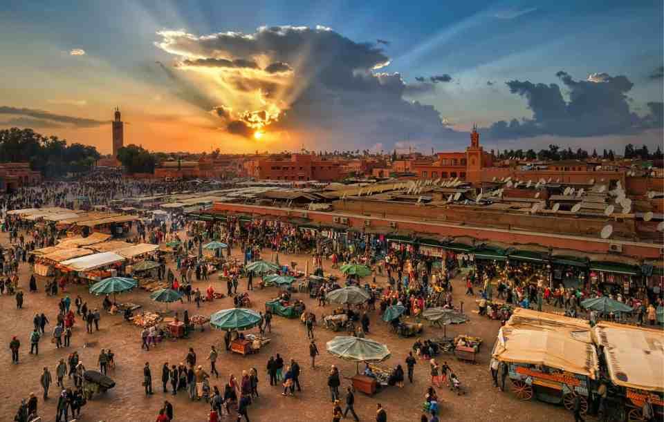 Jemaa El Fena Marrakech