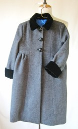 Child's wool coat - Simplicity 2534