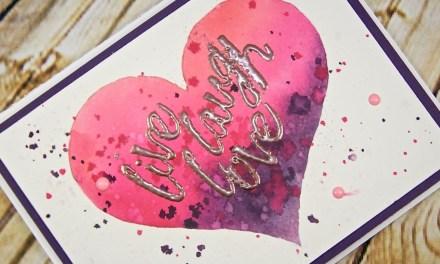 Share the LOVE! Hurricane Matthew Fundraiser for Crafting Friend!