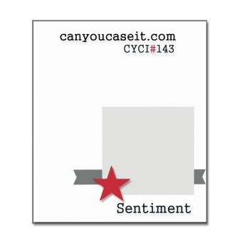 Play along with Can You Case It? with Card Sketch 143 ends on Friday, January 6, 2017 at Noon PST. Visit www.canyoucaseit.com for the latest challenge. #cyci #sunnygirlscraps #cards #stampinup