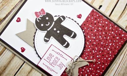 Cookie Cutter Gingerbread Sweetness for PCC222
