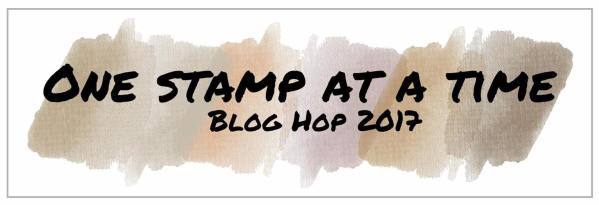 One Stamp at a Time Blog Hop