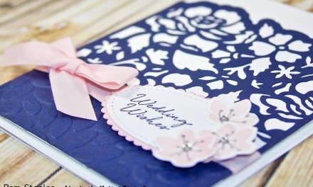 Colorful Seasons Wedding Card for PCC245