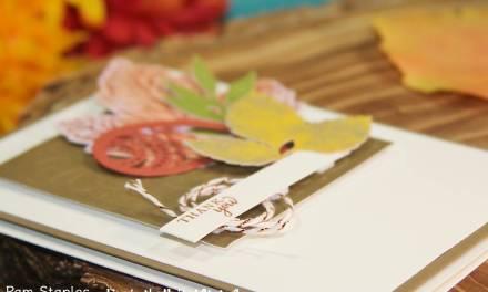 Paper Pumpkin Thing Blog Hop – Layered Leaves