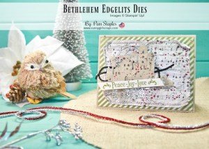 Join me for a Very Vintage Bethlehem Edgelits Card created by Pam Staples. For details, visit www.sunnygirlscraps.com #veryvintagecard #vintage #bethlehemedgelits #holidaycards #handmade #sunnygirlscraps #stampinup #crafty #craft #stamp #create #getcrafty #holidaycrafts