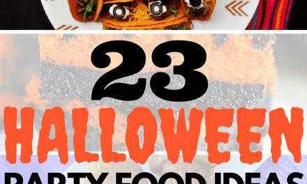 23 Halloween Party Food Ideas