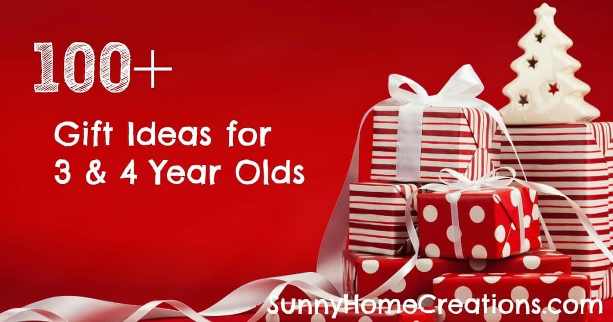 Amazing Gifts for Preschoolers