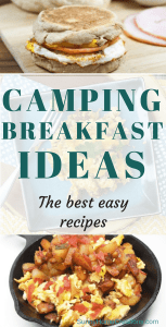 breakfast recipes for camping