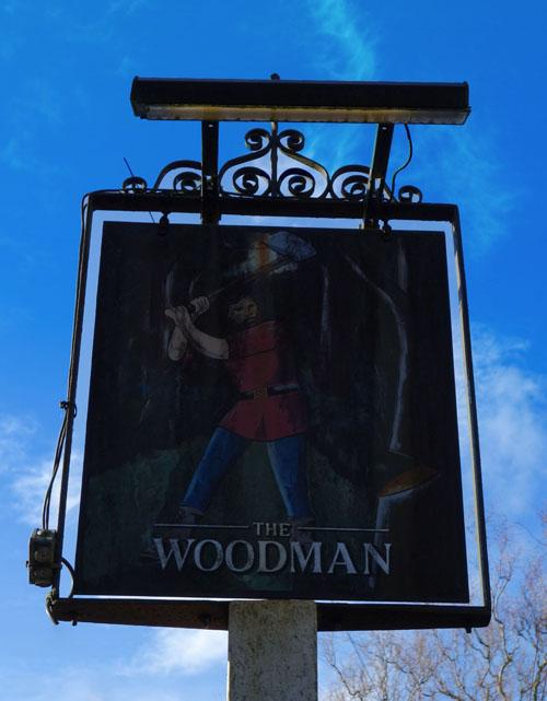 Woodman Pub Hertfordshire