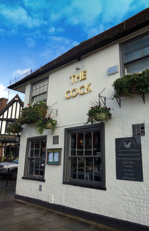 The Cock St Albans