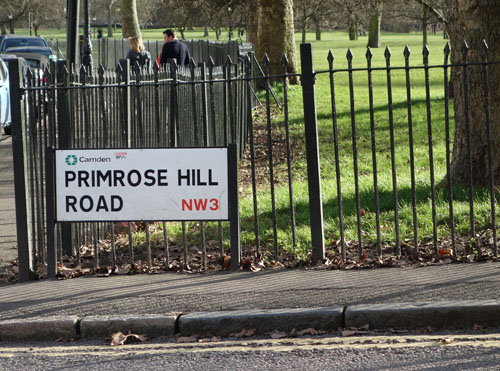 Primrose Hill Road NW3