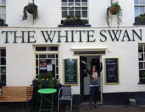 White Swan Pub St Albans