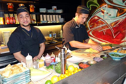 Chotto Matte London Soho Nikkei Cuisine