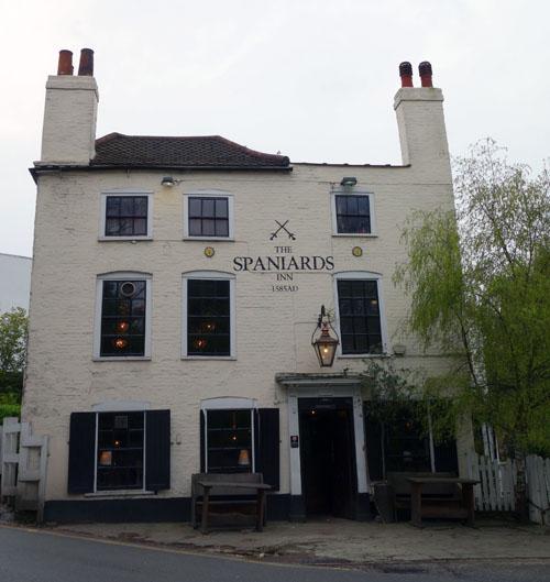 Kenwood House The Spaniards Inn