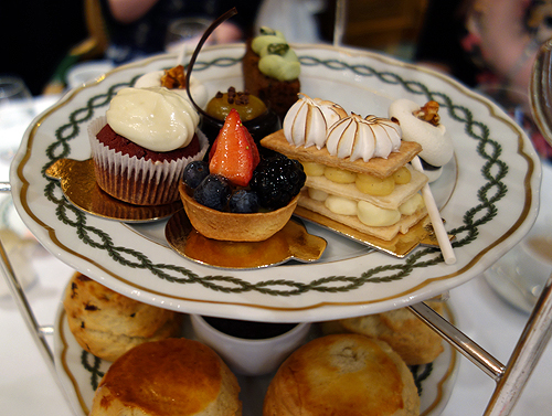 Milestone Hotel London Afternoon Tea