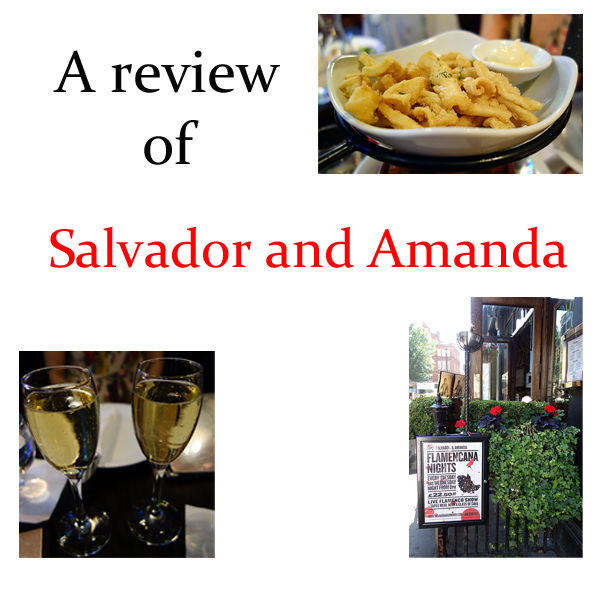 Salvador and Amanda Review