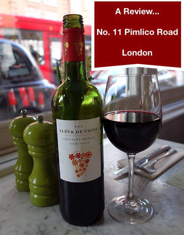 No 11 Pimlico Road Review