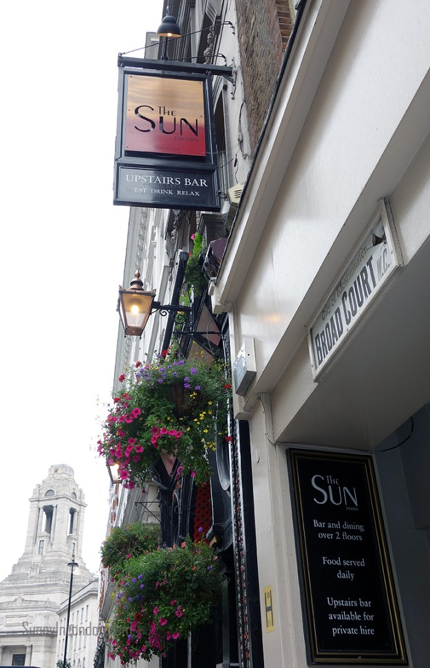 Pubs in London Sun Pub Crawl