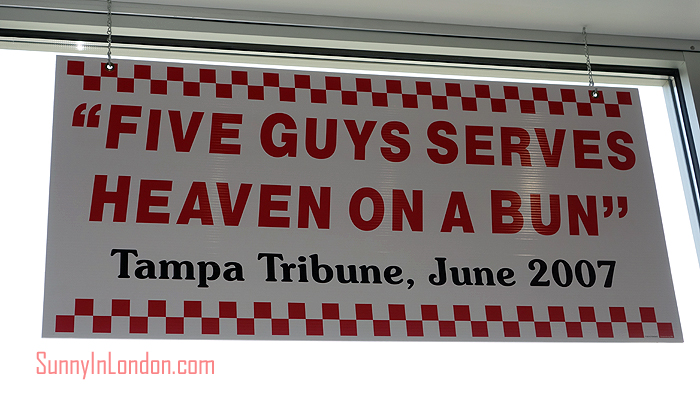 Five Guys USA