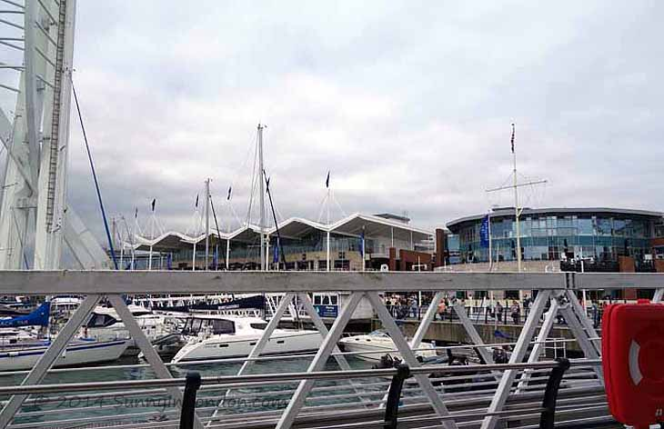 Gunwharf-Quays-UK-Outlet-Shopping