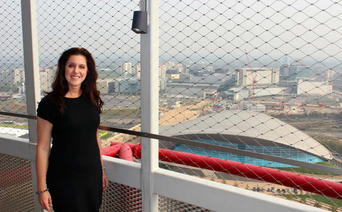 Best Views in London- ArcelorMittal Orbit
