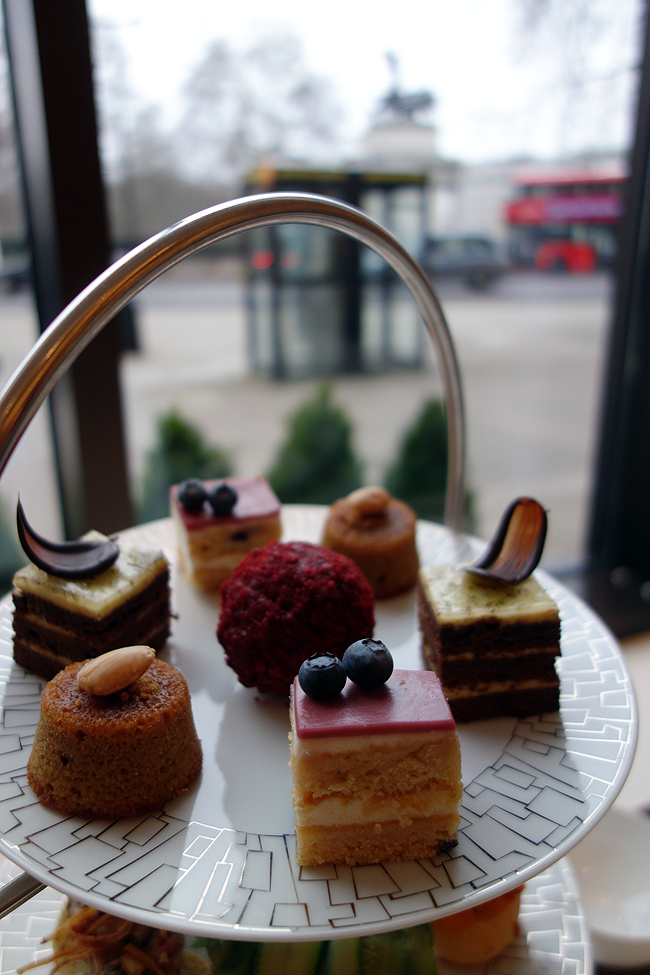 Guiltless Gluten Free Afternoon Tea Intercontinental Park Lane